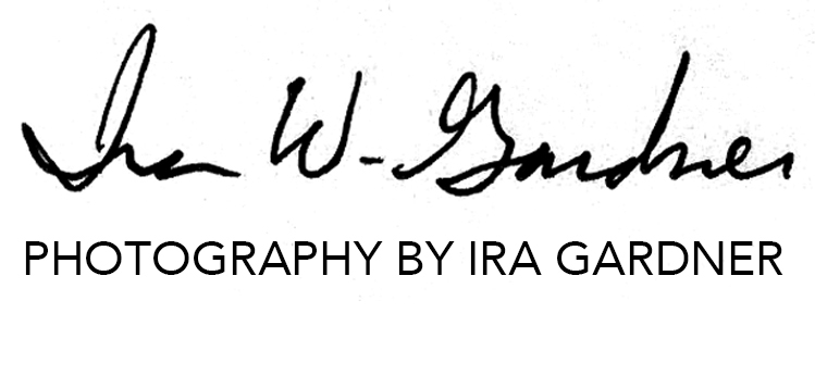 Ira's signature logo